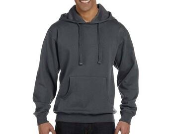 Custom Organic Hooded Sweatshirt
