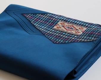 Japanese Obi, Obi, kimono accessory, Nagoyaobi, kimono obi, Japanese embroidery /1954