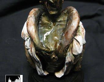 PLACENTA BOY bust - Paul Gerrard