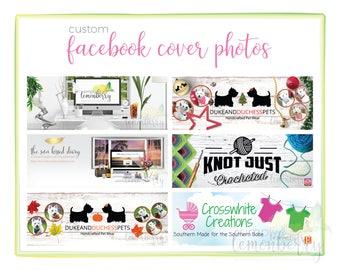 DIGITAL FILE - Custom Social Media Cover Photo Design, Social Media Cover Photo Design, Social Media Design, Social Media Branding