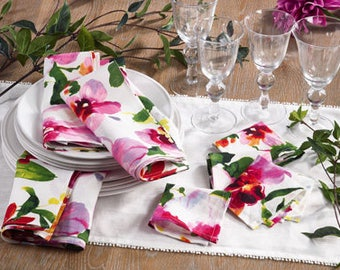 FLORAL Linen Collection