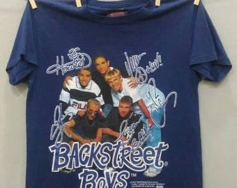 Backstreet Boys Shirt