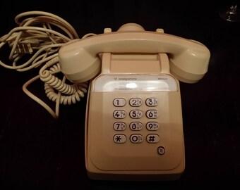 Phone SOCOTEL S63 80s Beige VINTAGE