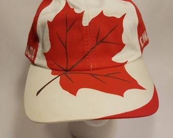 Canada Vintage Hat