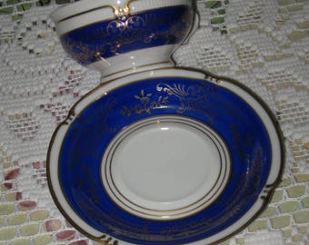 Imperial Bavaria Germany Small Cup and Saucer