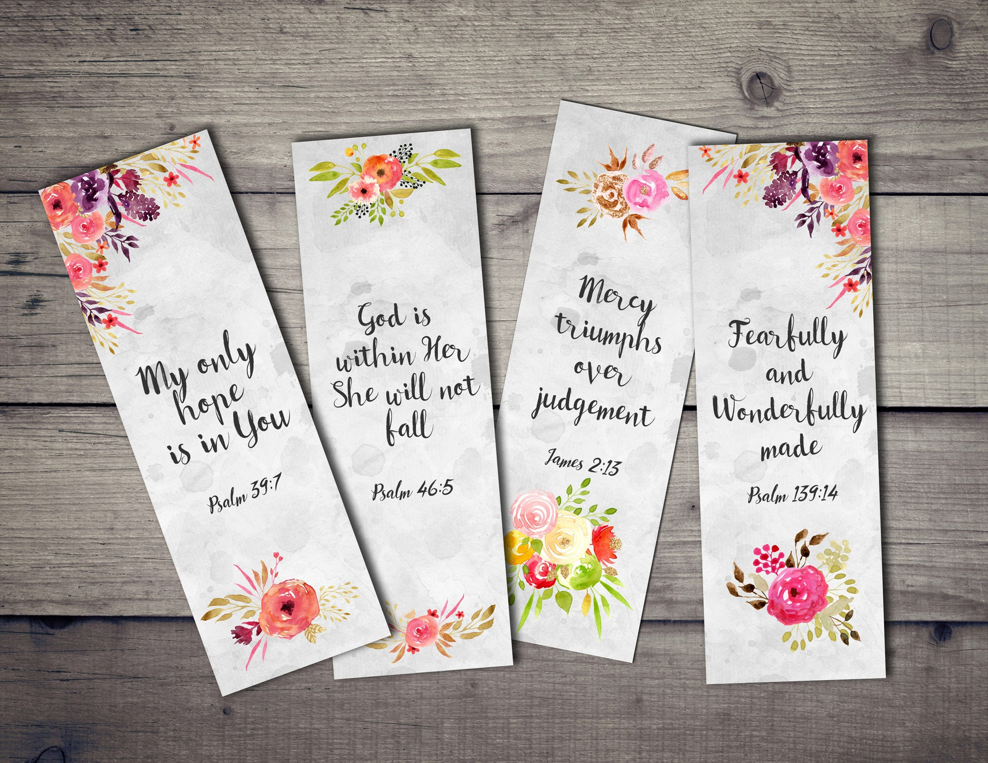 religious bookmark templates - bible verse bookmarks template quote bookmarks printable