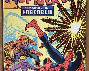 Vintage Amazing Spider-Man - Marvel Comic Book - Issue 239 - Hobgoblin - Bronze Age (1983)