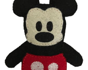 Mickey Mouse inspired Catnip Toy
