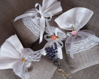 Lavender Bags-Lace Collection