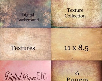SALE Digital Grunge Textures, Grunge Digital Background, Digital Grunge Paper, Grunge Texture, Texture Grungy Paper, Instant Download P 47
