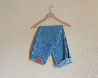 FLASH SALE! // Vintage 90s Levis 512 Mom Jeans