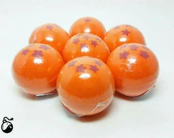 Dragon Ball Bath Bomb