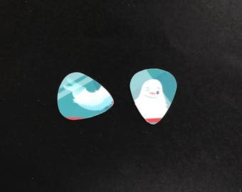 Yeti Guitar Picks