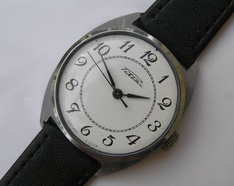 Vintage  WATCH USSR RAKETA - Serviced