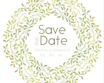 Save the Date , Invitation