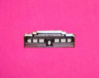 Diner - Hard enamel lapel pin
