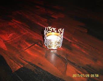 Tea lights, tea light holders, candle holders