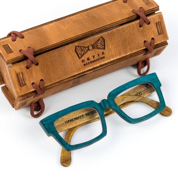 like this item - Wooden Frame Sunglasses