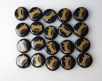 Lot of 20 Founders Beer Bottle Cap No Dents MI Craft Art Supply