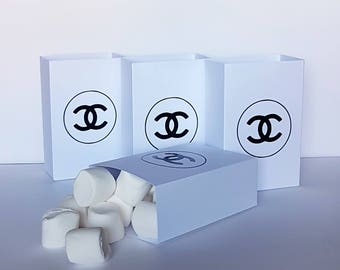 Chanel Candy Boxes. Set of 4 boxes. Chanel Party