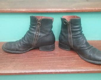 Vintage Florentini + Baker Women's Ankle Boots!