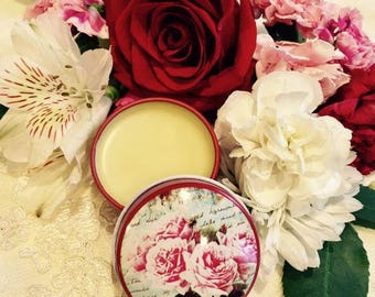 Rose Spring Solid Perfume