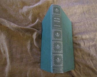 1930 ** Virginibus Puerisque and other Papers Memories and Portraits ** ex library Robert Louis Stevenson** sj