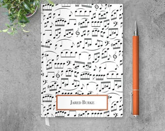 Music journal | Etsy
