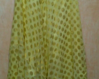 Long skirt - made to order for custom size and  color