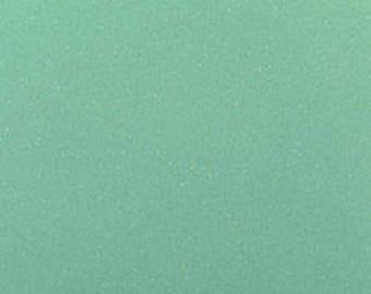 "160 Sea Foam Green 12""x 12""  StyleTech 2000 Ultra Metallic Glitter Adhesive Indoor / Outdoor Vinyl - Similar to Oracal 651"