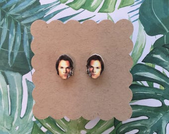 "Sam Winchester-""Supernatural"" 