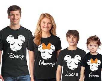 Disney BAT HEAD Shirts, Disney halloween shirts, mnsshp t shirts, mnsshp, Disney family vacation shirts,Mickey not so scary Halloween shirts