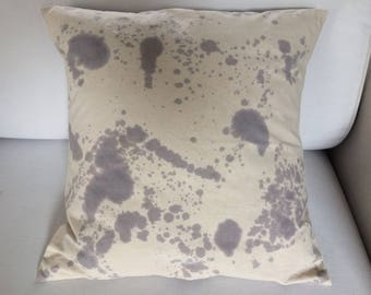 """Collection """"Prints industrial"""" 100% cotton cushion"""