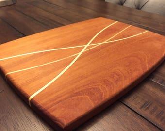 Handmade Cherry Cutting Board