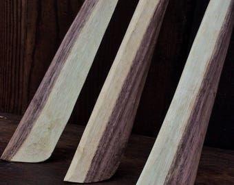 Hand Carved Wooden Spatula Walnut Stirring Spoon