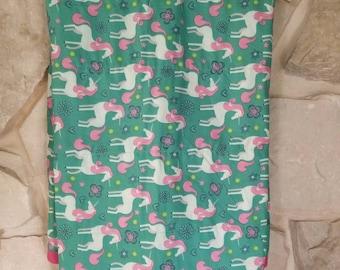 Unicorn Cotton Candy Quilt