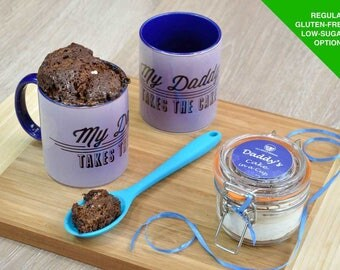 Gift for Daddy, present for dad, daddys birthday, fathers day, father's day, present for dad, gift for daddy, baking gift, daddy mug, choco
