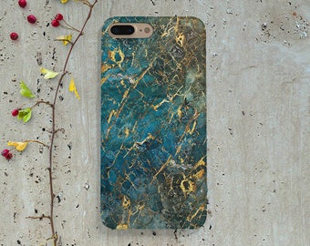 Gold Green marble iphone 6 case iPhone 6s case iPhone 6 Plus case,iPhone 5s case, iPhone 5 case,iPhone SE case marble case,iPhone 4s case