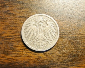 1898A Germany 10 Pfennig - Great Find!