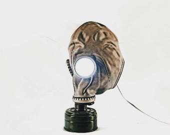 Design lamp ''Face''