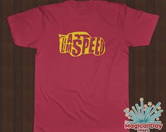 Disney Shirts - Lightning McQueen - I Am Speed