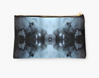 Zipper pouch (Pouch, travel pouch, pencil pouch, cosmetic pouch, zipper pencil pouch, makeup pouch, small zipper pouch, zippered pouch)