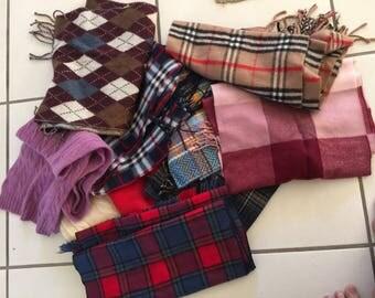 Vintage Scarf Cashmere Collection v