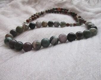 Necklace: Jasper