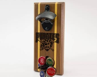 Pittsburgh Pirates Magnetic Bottle Opener