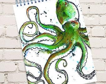 Octopus Notepad