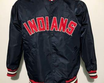 Vintage Cleveland Indians Jacket S