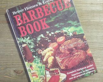 Barbecue - Better Homes And Gardens - Barbecue Book - BBQ - Cookbook - Summer Cookbook - Summer Recipes