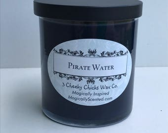 Pirate Water Candle™, Disney Scents, Pirates, Candle, Disney Inspired