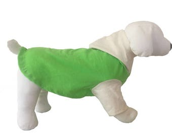 Two-Toned dog hoodie
